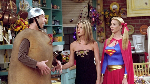 The Best 'Friends' Episodes to Watch on Halloween—& All Year-Round | StyleCaster