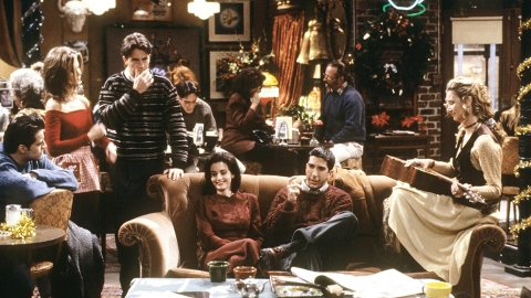 Oh. My. God—This 'Friends' Advent Calendar Is 40 Percent Off & It's a Must-Have For Fans | StyleCaster
