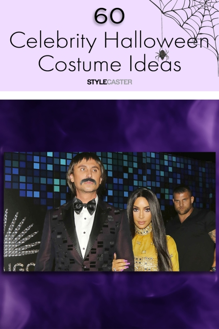 STYLECASTER | Celebrity Halloween costumes