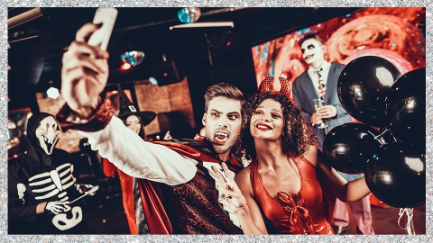 Halloween Party Ideas To Help You Celebrate Safely This October | StyleCaster