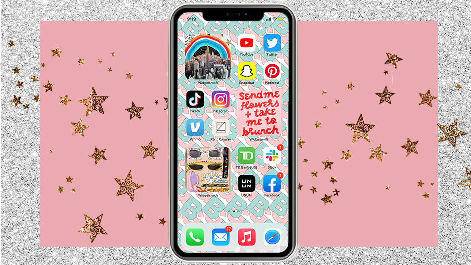 How To Use Widgets On iOS 14 To Make Your Home Screen Aesthetic AF