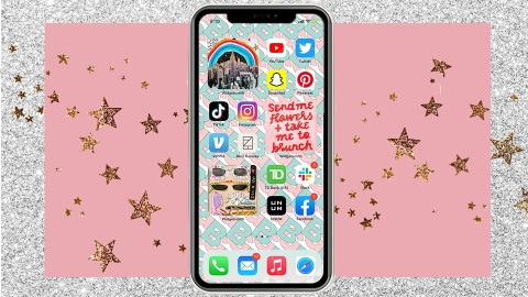 How To Use Widgets On iOS 14 To Make Your Home Screen Aesthetic AF | StyleCaster