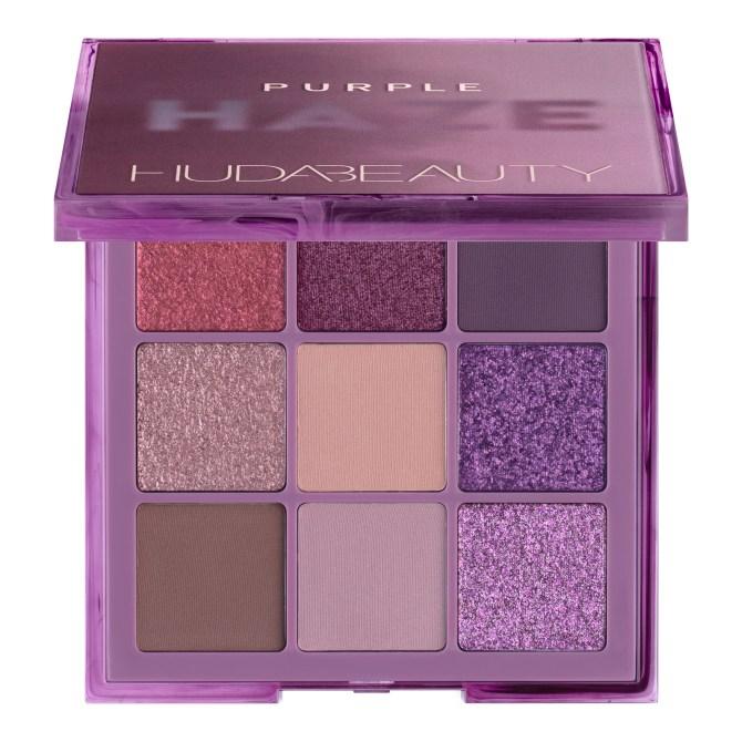 huda haze purple