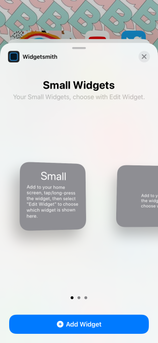 STYLECASTER | How To Use Widgets iOS