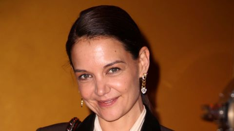 Katie Holmes Shared a Steamy Kiss With Her SoHo Date & Here's What We Know About Him | StyleCaster