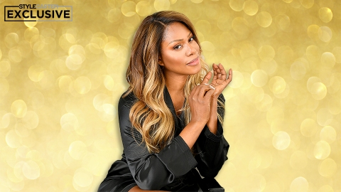 Laverne Cox on an 'OITNB' Spinoff & Why She Recorded 3 Speeches For the Emmys | StyleCaster