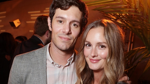 Leighton Meester & Adam Brody Have Welcomed a Baby Son—A.K.A. Their 'Dream Boy' | StyleCaster