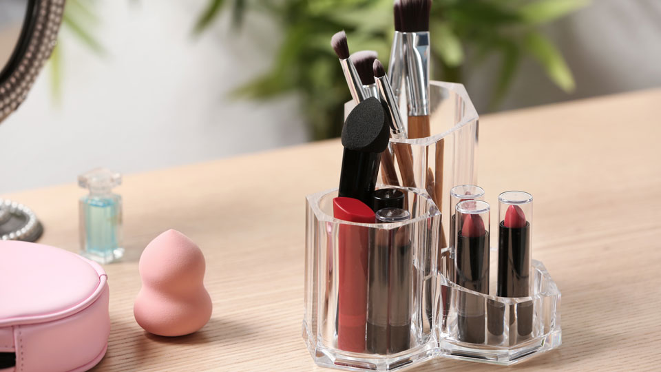 Lipstick Organizers to Put Your Tightly-Curated Collection on Display