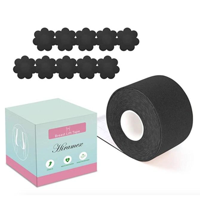 STYLECASTER | Lizzo Boob Tape