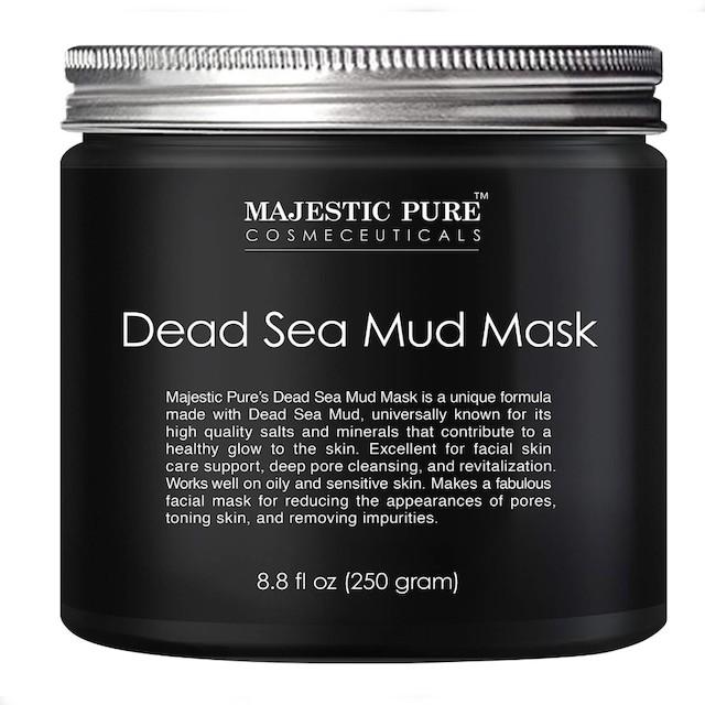 MAJESTIC PURE Maschera di fango del Mar Morto
