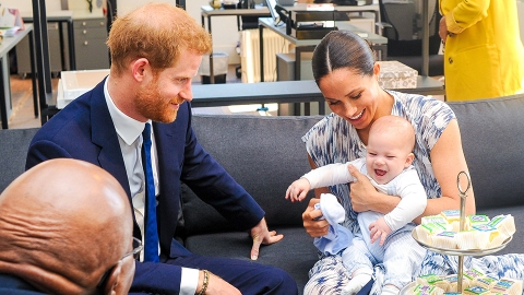 Meghan Markle & Prince Harry Almost Gave Baby Archie a Different Name | StyleCaster