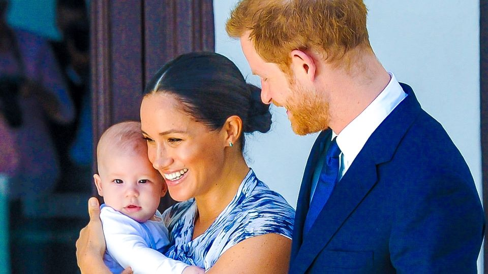 meghan markle prince harry ready for baby 2 after archie new home stylecaster meghan markle prince harry ready for