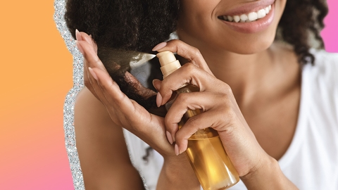 I Can't Help But Wonder—Is Mineral Oil Actually Bad for Natural Hair? | StyleCaster
