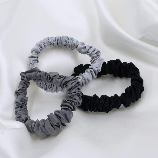Mulberry Park Silks Hair Scrunchies