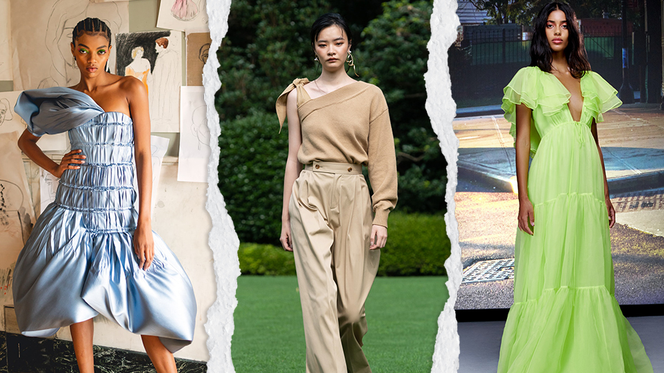20 New York Fashion Week SS21 Looks I Can't Stop Thinking About