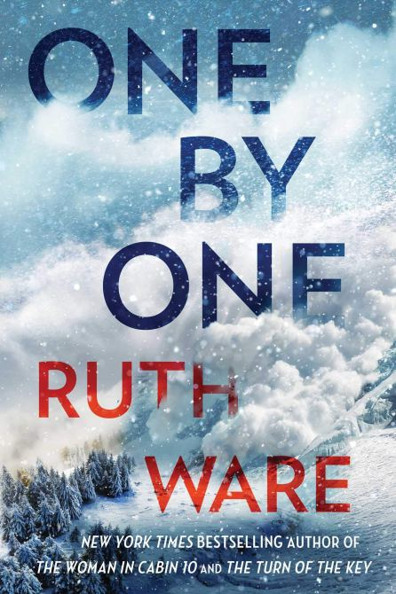 """One by One"" by Ruth Ware"