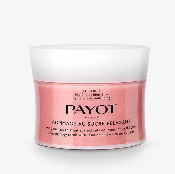 payot body scrub