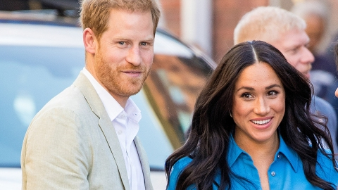 Meghan Markle & Prince Harry Revealed They Were Officially Dating at a Halloween Party | StyleCaster