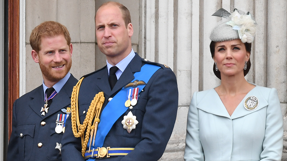 William Didn't Talk to Harry After Philip's Funeral—He Didn't Want Him to 'Spread Stories'   StyleCaster