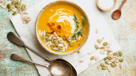 Celebrate Fall With 15 Pumpkin Recipes To Make In Your Slow Cooker   StyleCaster