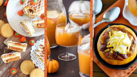 10 Pumpkin Spice Recipes That Pay Homage To The Iconic PSL | StyleCaster