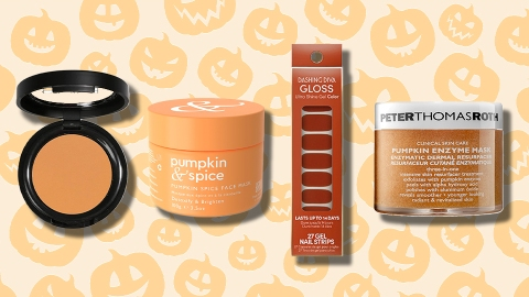 12 Pumpkin Spice Beauty Products to Get You in the Fall Spirit | StyleCaster
