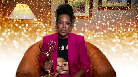 Regina King & Uzo Aduba's Breonna Taylor Tees Are The Only Emmys Looks That Mattered | StyleCaster