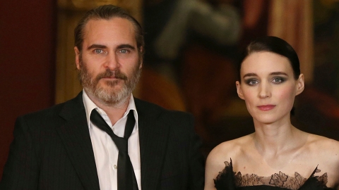 Rooney Mara & Joaquin Phoenix Named Their Baby After His Late Brother & We're Crying | StyleCaster