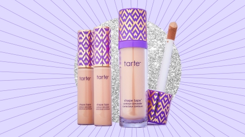 The Iconic Tarte Shape Tape Concealer Doubled Its Size and I'm Not OK | StyleCaster