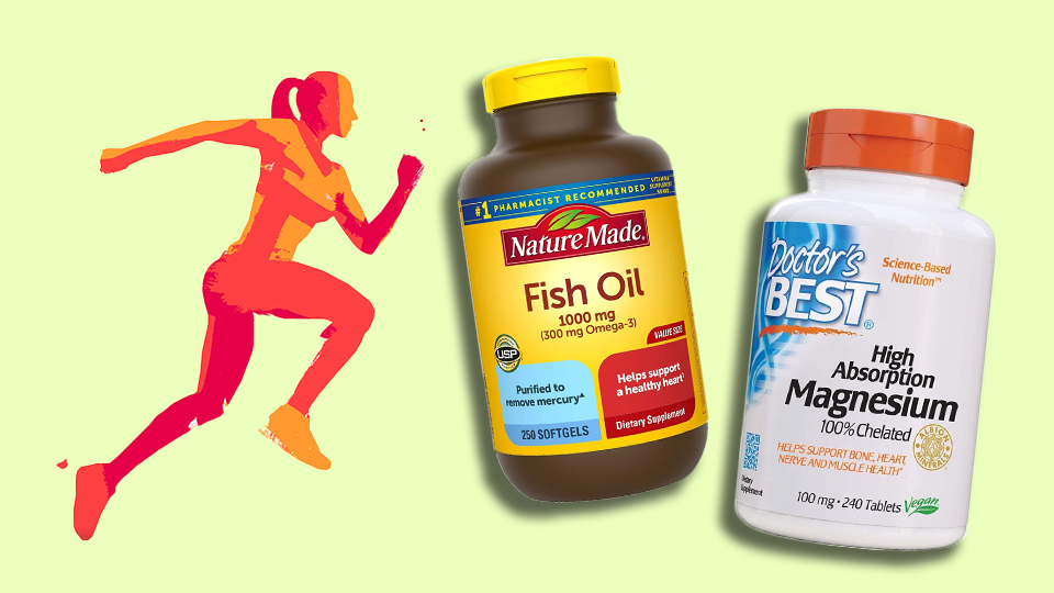 The Best Supplements for Runners, According to a Fitness Expert