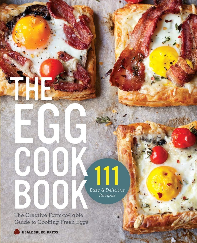 The egg cookbook amazon