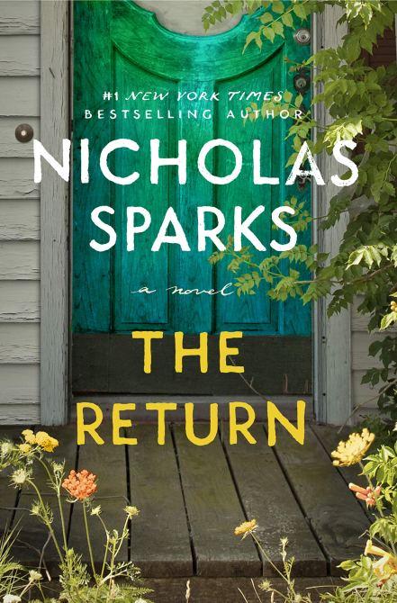 """""""The Return"""" by Nicholas Sparks"""