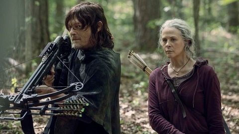 'The Walking Dead' Will End With Season 11—But Daryl & Carol Are Getting a Spinoff   StyleCaster