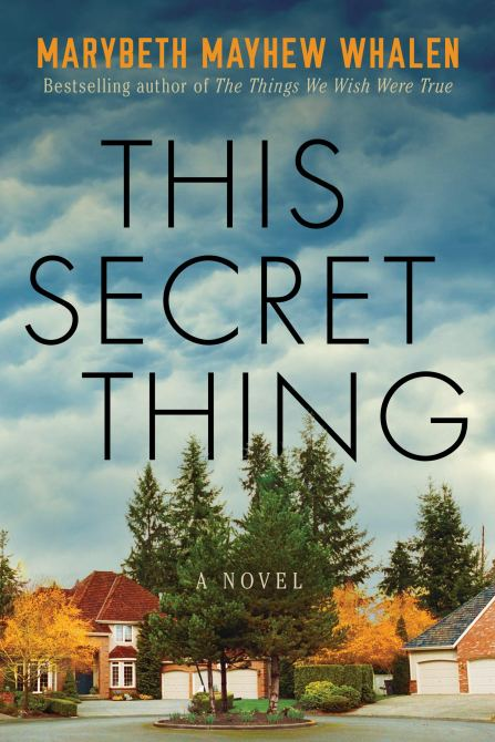 """This Secret Thing"" by Marybeth Mayhew Whalen"