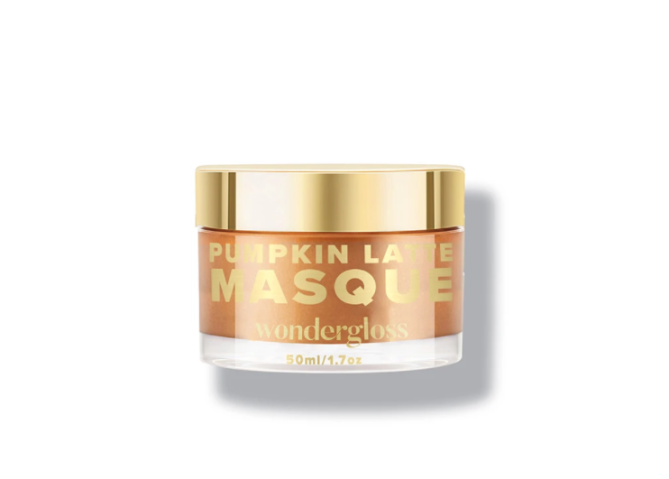 wondergloss masque 10 Pumpkin Spice Beauty Products to Get You in the Fall Spirit