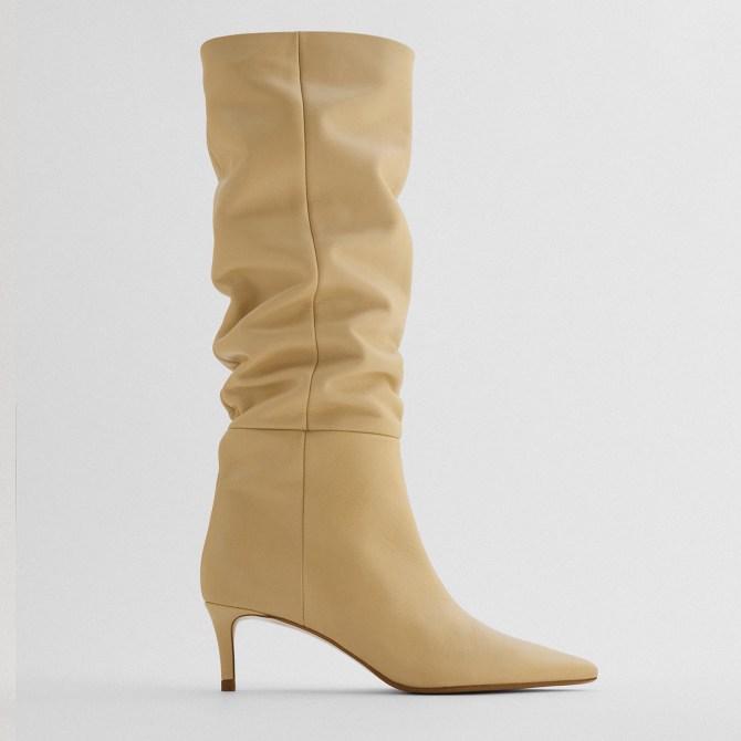 STYLECASTER   zara boots
