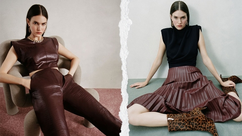 Zara's Autumn/Winter 2020 Collection Is A Fall Fashion Gold Mine | StyleCaster