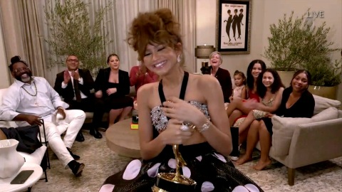 Zendaya Just Became the Youngest-Ever Winner for Best Actress at the Emmys | StyleCaster