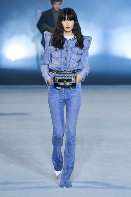 The 2021 Jeans Trends Take Denim To A Whole New Level | StyleCaster