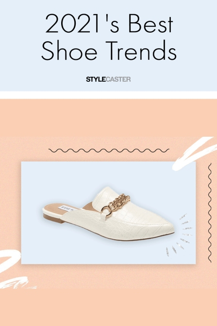 STYLECASTER | 2021 shoe trends | shoe trends fall winter | shoe trends winter 2021 | shoe trends fall 2020 | trendy shoes