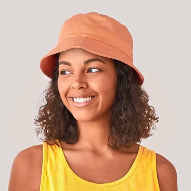 CHOK.LIDS Cappello da pescatore stile quotidiano in cotone