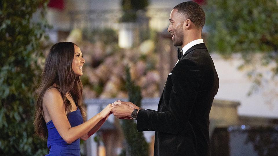 """""""The Bachelor"""" 2021: Matt, Abigail"""