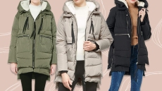 The Coat That Broke The Internet Last Year Is $180 Off for One Day Only