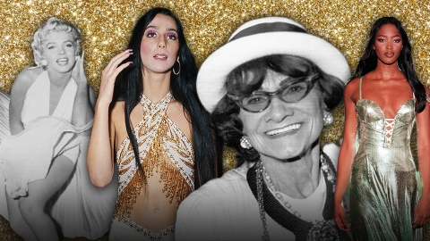 A Style-Lover's Guide To The Most Influential Fashion Icons Of All Time | StyleCaster