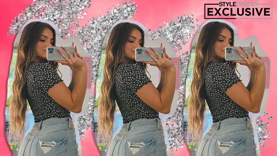 Addison Rae Says This Kardashian Is Her Style Icon—& No, It's Not Kourtney