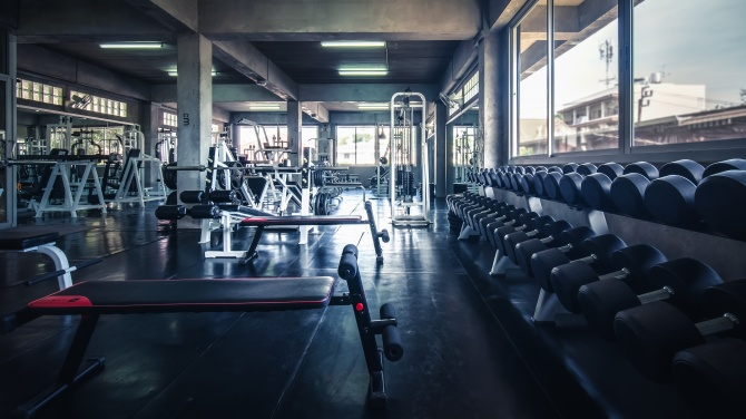 STYLECASTER | returning to the gym after the pandemic experience