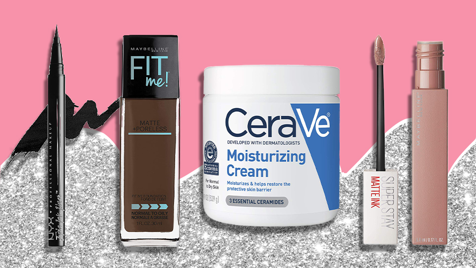 11 Best-Selling Drugstore Beauty Scores on Amazon, According To Reviews