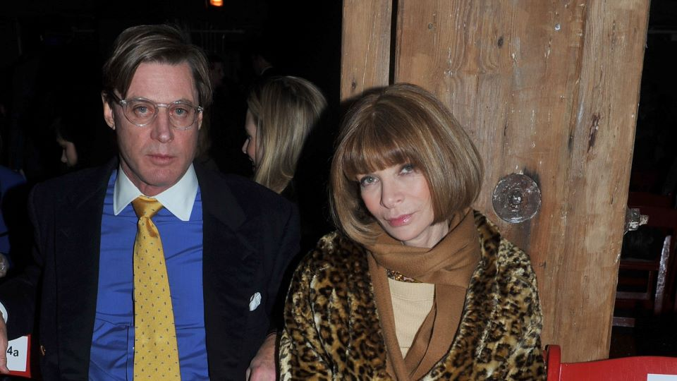 Shelby Bryan & Anna Wintour