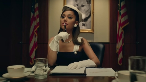 Ariana Grande Just Won the Debate With Her 'Positions' Music Video & Lyrics | StyleCaster
