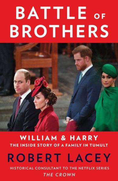 Battle Brothers Robert Lacey William si è rifiutato di parlare con Harry dopo il funerale di Philips: non voleva che diffondesse storie